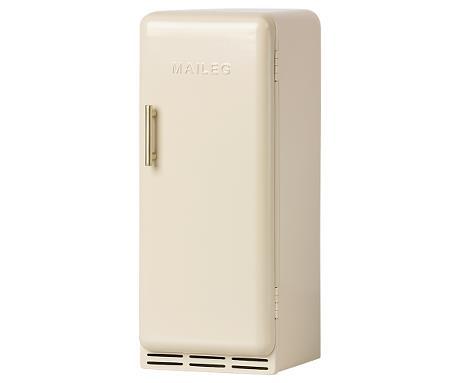 Réfrigérateur miniature Maileg en métal coloris off-white