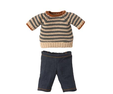 Tenue pour papa ours Teddy dad