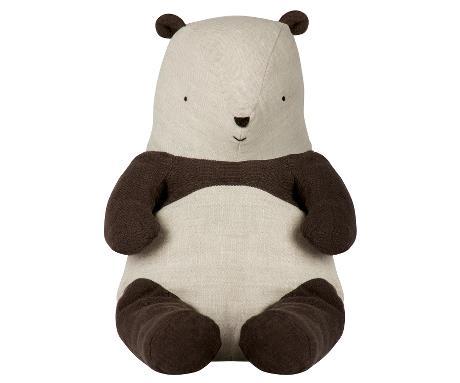Doudou Maileg : Safari friends - Panda medium