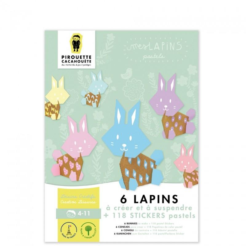 Kit créatif Lapins