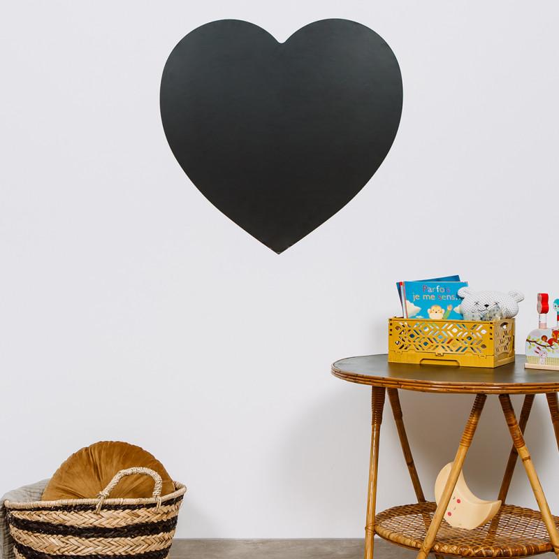 Tableau magnétique Coeur