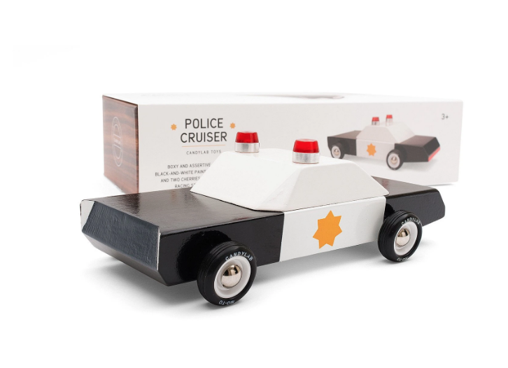 AMERICANA - Voiture de Police