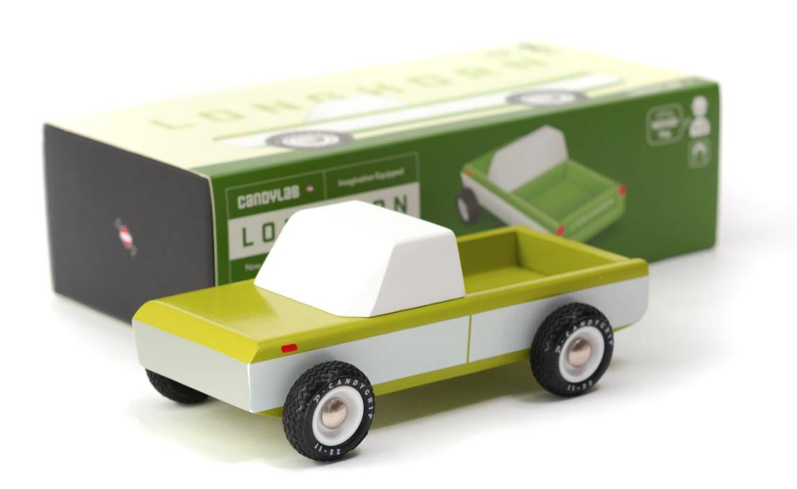 AMERICANA - Longhorn Olive - Pickup truck