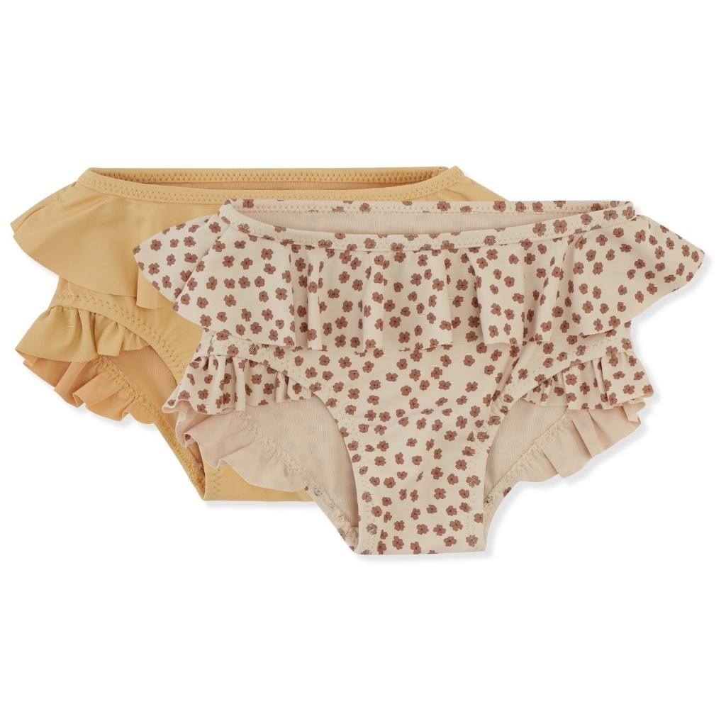 Lot de 2 maillots de bain enfant - Buttercup rosa, orange sorbet