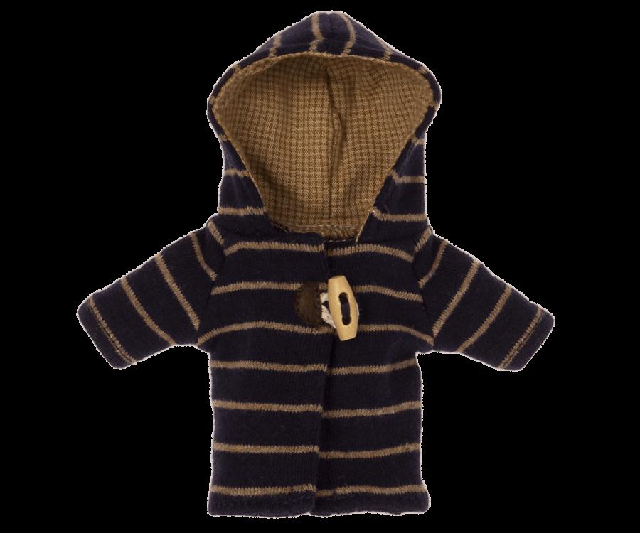 Duffle coat pour bébé ours teddy junior