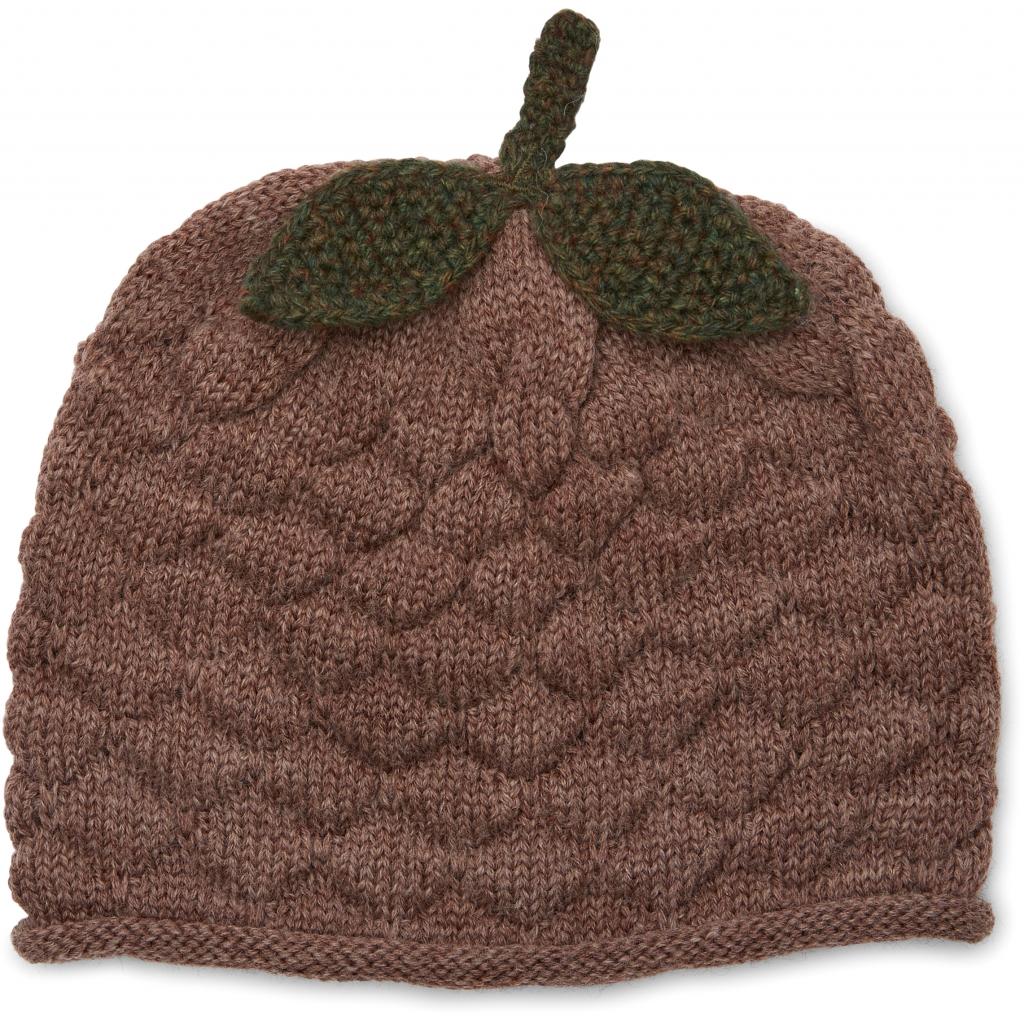 Bonnet fruit Miro coloris Bunny Brown