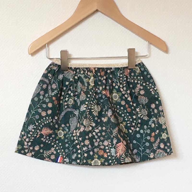 jupe crochet meadow