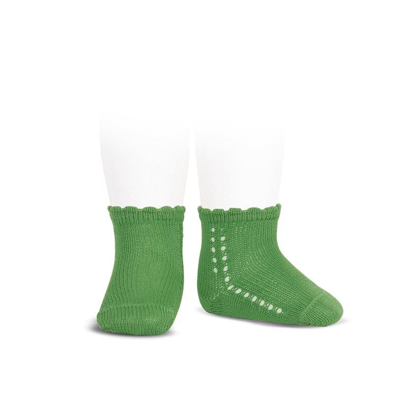 perle-side-openwork-short-socks-andalusian-green