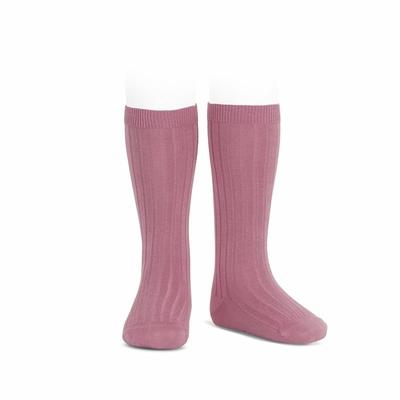 Chaussettes hautes maille côtelée coloris Tamaris