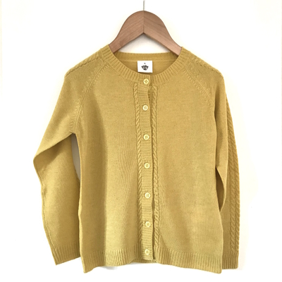 Cardigan Alexis coloris Yellow