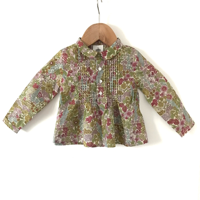 Blouse Mary Dusty Pink (12 mois, 24 mois)
