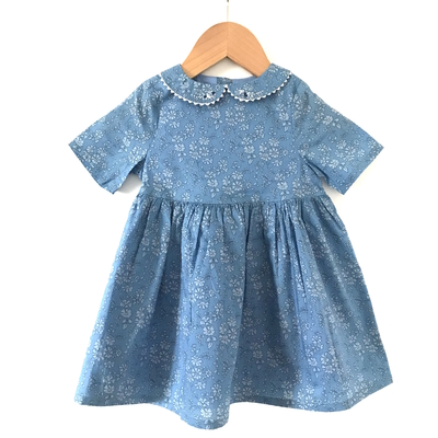 Robe Alexa Capel bleu (12 mois)