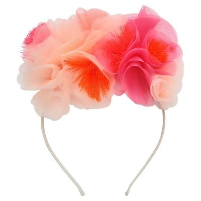 Serre-tête floral (3/6 ans)