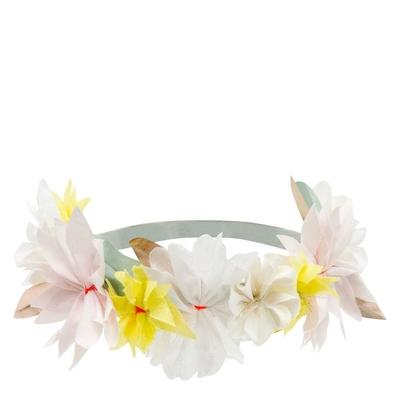 Couronne de fleurs (3/6 ans)
