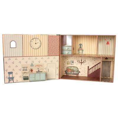 Livre Maison pour les souris et lapins Maileg