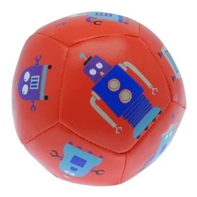Balle souple Les robots
