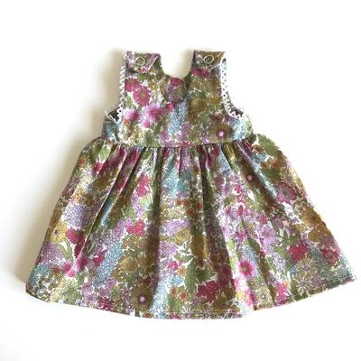 Robe Jessie pour poupée de 32 à 38 cm Liberty Margaret Annie