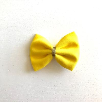 Grande barrette jaune Colza