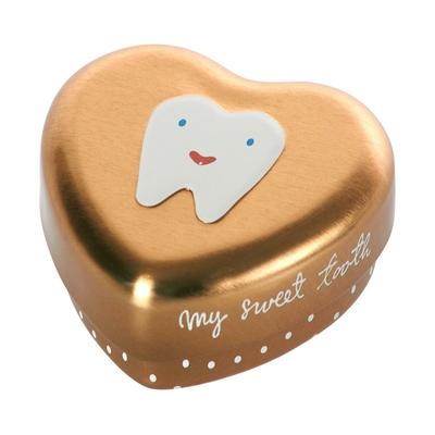 Boîte à dents Maileg doré