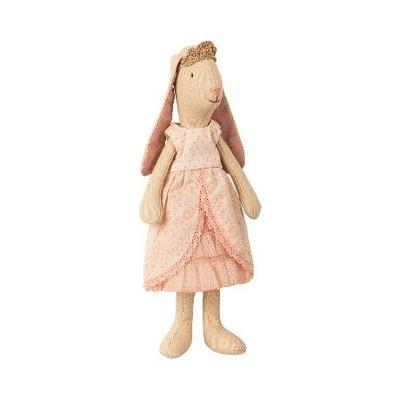 Lapin Maileg : mini lapin princesse rose