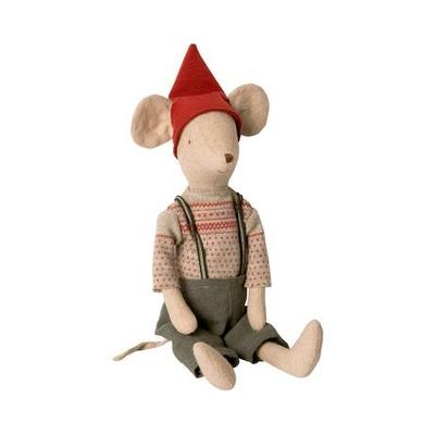 Souris Maileg : Christmas Mouse Garçon 37 cm