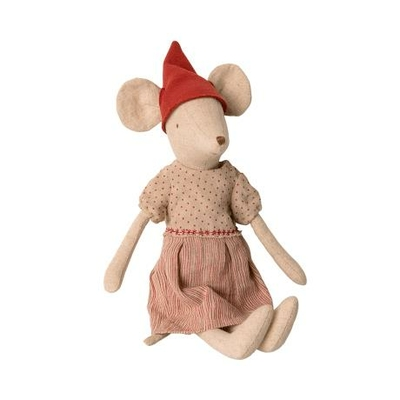 Souris Maileg : Christmas Mouse Fille 37 cm