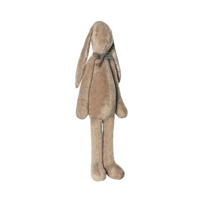 Lapin Maileg : peluche douce coloris Brown taille Medium 40 cm