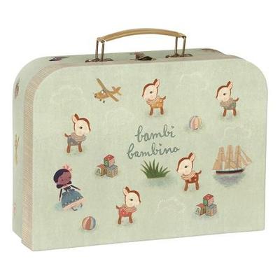 Valise en carton Bambi Bambino Maileg