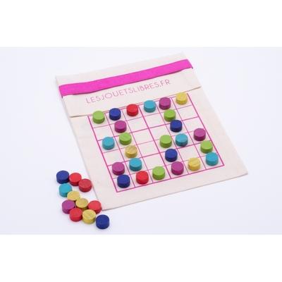 Sudokolori : le jeu de Sudoku en couleur