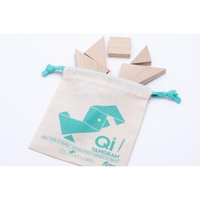 Jeu de tangram Qi-Tangram