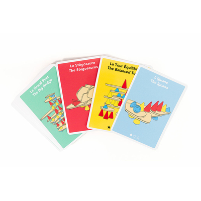 Piks Creative Cards - 24 cartes créatives