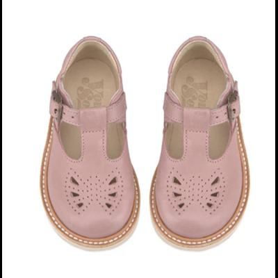 Chaussures Rosie T-Bar coloris Damson (du 20 au 35)