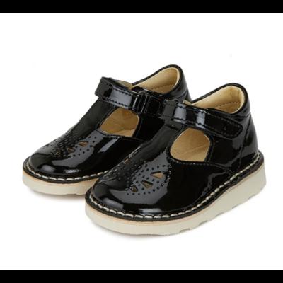 Chaussures Poppy T-Bar coloris Black (du 18 au 24)
