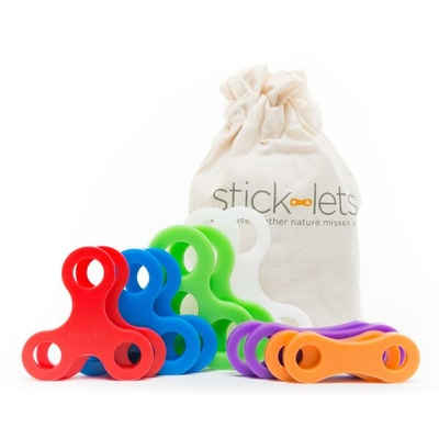 Stick-Lets Dodeka lot de 12