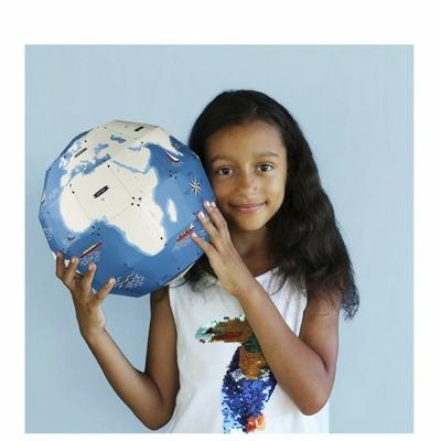 Kit créatif Globe terrestre