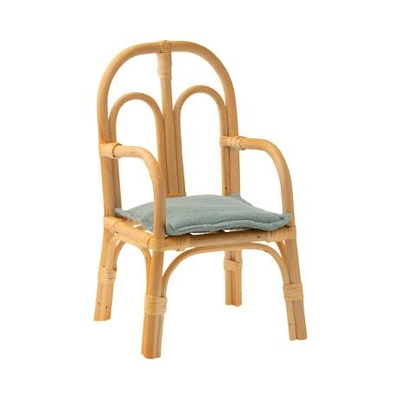 Chaise en osier Maileg