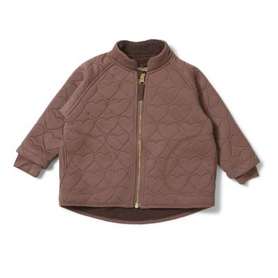 Thermo jacket Cinnamon - veste thermique chaude en jersey