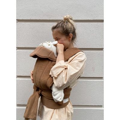 Porte-bébé Umami coloris Almond