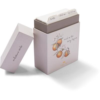 "Boîte de cartes ""étapes"""