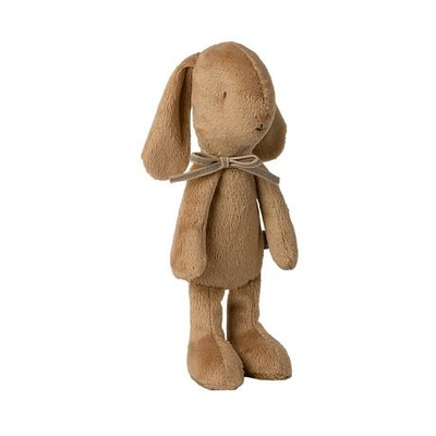 Lapin Maileg : peluche douce Soft Bunny brown