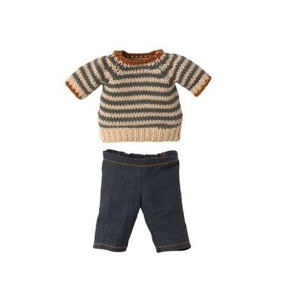 PRECOMMANDE (livraison début juin 2021) : tenue pour papa ours Teddy dad