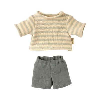 PRECOMMANDE (livraison début juin 2021) : tenue pour bébé ours teddy junior