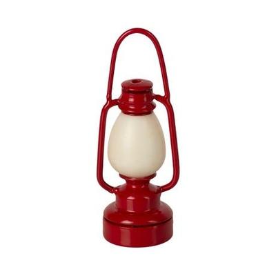 PRECOMMANDE (livraison fin mai 2021) : Lanterne vintage rouge