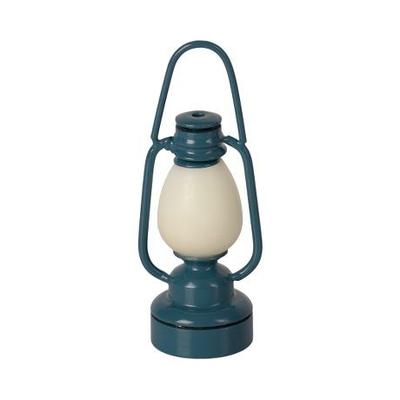 PRECOMMANDE (livraison fin mai 2021) : Lanterne vintage bleue
