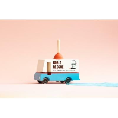 Bob's Plumbing - Camion de Bob le Plombier