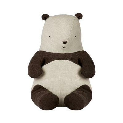 Doudou Maileg : Safari friends - Panda medium