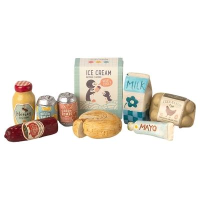 PRECOMMANDE (livraison mi mai 2021) : Set d'épicerie miniature Maileg