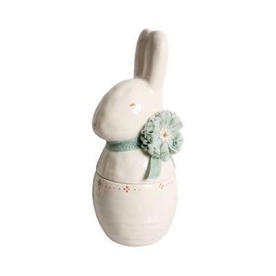 Lapin en porcelaine Bon bon Bonnie