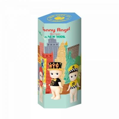 Sonny Angel New York - 1 figurine surprise parmi les 4 présentées sur la photo