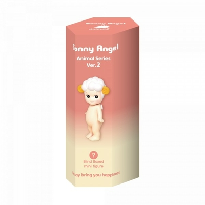 Sonny Angel Animaux série 2 - 1 figurine surprise parmi les 12 présentées sur la photo